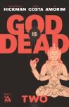 God Is Dead #2 - Jonathan Hickman, Di Amorim