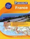 Michelin Atlas: France (Michelin France Tourist & Motoring Atlas (Spiral)) - Michelin Travel Publications