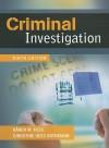 Criminal Investigation - Kären M. Hess, Christine Hess Orthmann
