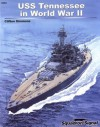 USS Tennessee in World War II - Specials series (6094) - Clifton Simmons, Don Greer