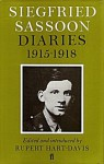 Diaries, 1915-1918 - Siegfried Sassoon, Rupert Hart-Davis