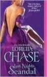 Last Night's Scandal - Loretta Chase