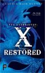 The Exorsistah: X Restored - Claudia Mair Burney