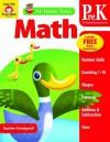 At-Home Tutor Math Prek - Evan-Moor Educational Publishers