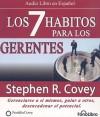 Los 7 Habitos Para Gerentes - Stephen R. Covey
