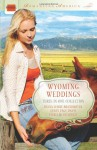 Wyoming Weddings - Susan Page Davis, Diana Lesire Brandmeyer, Vickie McDonough