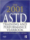 The 2001 ASTD Training and Performance Yearbook - John A. Woods, James W. Cortada