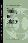 Finding Your Balance - Joan Gurvis, Gordon Patterson