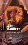 High-Stakes Affair - Gail Barrett