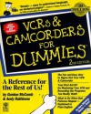 Vcrs & Camcorders for Dummies (For Dummies (Computer/Tech)) - Gordon McComb, Andy Rathbone
