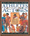 Athletes and Actors - Anita Ganeri, Kenneth Stott, Francis Phillips, Manuela Cappon