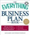 The Everything Business Plan Book with CD: All you need to succeed in a new or growing business - Dan Ramsey, Stephen Windhaus