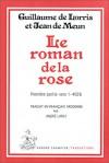 Le Roman De La Rose - Guillaume de Lorris, Jean de Meun