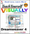 Teach Yourself Visually Dreamweaver 4 - Mike Wooldridge