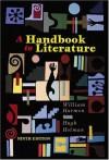 A Handbook to Literature - William Harmon, William Flint Thrall