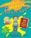 Horrid Henry's Sticker Book - Francesca Simon