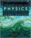 Fundamentals of Physics, Chapters 1-20 - David Halliday, Robert Resnick, Jearl Walker