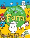 I Can Draw Farm - Simon Abbott