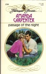 Passage of the Night - Amanda Carpenter
