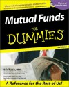 Mutual Funds For Dummies (For Dummies (Lifestyles Paperback)) - Eric Tyson, Tyson, James C. Collins