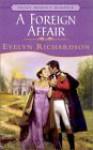 A Foreign Affair - Evelyn Richardson