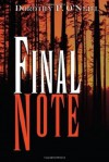 Final Note - Dorothy P. O'Neill