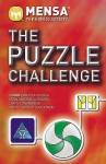 Mensa: The Puzzle Challenge (Puzzle Book): The Puzzle Challenge (Puzzle Book) - Robert Allen, Dave Chatten, Carolyn Skitt