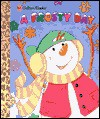 A Frosty Day (Little Golden Storybook) - Andrea Posner