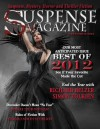 Suspense Magazine December 2012 - C.K. Webb, Richard Belzer, Donald Allen Kirch, Simon Tolkien, John Raab