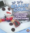 If It's Really Cold... and Other Weather Predictions - Blake Hoena