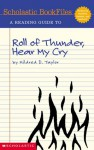 A Reading Guide to 'Roll of Thunder, Hear My Cry' (Scholastic Bookfiles) (Scholastic Bookfiles) - Laurie E. Rozakis, Mildred D. Taylor