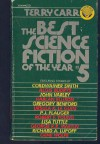 The Best Science Fiction of the Year 5 - Terry Carr