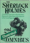 The second Sherlock Holmes illustrated omnibus - Arthur Conan Doyle