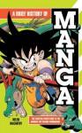 A Brief History of Manga - Helen McCarthy