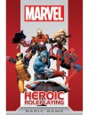 Marvel Heroic Roleplaying Basic Game - Cam Banks, Rob Donoghue, Jack Norris, Jesse Scoble, Aaron Sullivan, Chad Underkoffler, Amanda Valentine, Matthew Gandy