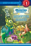Monster Games - Melissa Lagonegro, Walt Disney Company