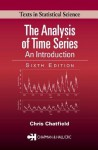 The Analysis of Time Series: An Introduction - Chris Chatfield