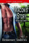 Macon's Story (Rough in the Saddle #1) - Hennessee Andrews