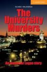 The University Murders Level 4 (Cambridge English Readers) - Richard MacAndrew