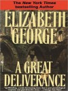 A Great Deliverance (Audio) - Elizabeth George, Derek Jacobi