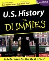 U.S. History For Dummies (For Dummies (Lifestyles Paperback)) - Steve Wiegand