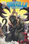 Godzilla: Rulers of Earth #4 - Chris Mowry, Matt Frank