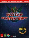 Body Harvest: Prima's Official Strategy Guide - Simon Hill, Pcs