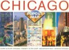 MAP: Popout Chicago, Illinois - NOT A BOOK