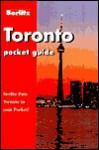 Berlitz Toronto Pocket Guide - Berlitz Publishing Company, Marilyn Wood