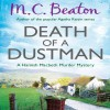 Death of a Dustman - M.C. Beaton, David Monteath