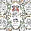 Every Little Thing: A Flat Vernacular Coloring Book - Payton Cosell Turner
