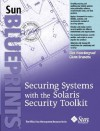 Securing Systems with the Solaris Toolkit - Alex Noordergraaf
