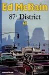 87e district. 2 - Ed McBain