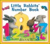Little Rabbits' Number Book - Alan Barker